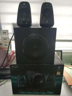 Logitech z623 Speakers + Subwoofer