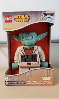Lego Star War YODA Alarm Clock 9003080