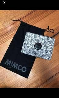 MIMCO marble pouch