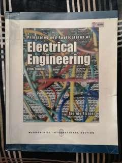 Principles and Applicarions of Electrical Engineering Fifth Edition