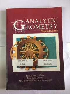 Analytic Geometry (Revised Edition)