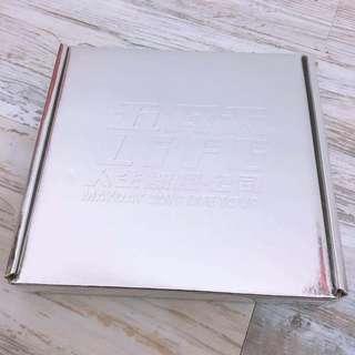 【全紀錄+雨衣 套組】mayday五月天LIFE MAYGAZINE 08 人生無限公司演唱會轉眼全紀錄