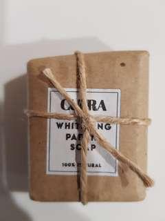 Cuura whitening papaya soap