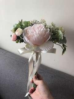 姊妹絲花球 prewedding