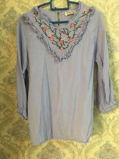 Embroidery Blouse