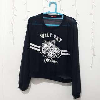 Logo wild cat top