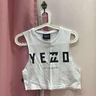 Yezzo crop top