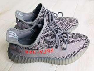 0e5845b93 Adidas Yeezy Boost 350 V2 Beluga Gray