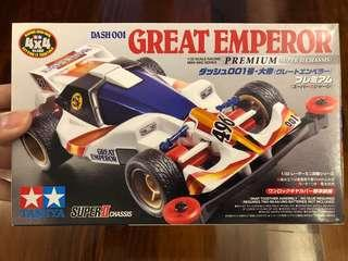 四驅車 - Great Emperor