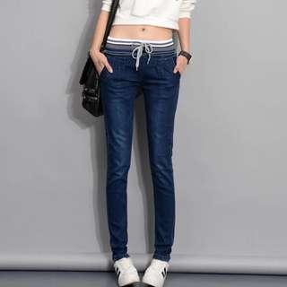Jeggings Stretchable Waist