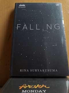 Falling by Rina Suryakusuma