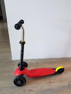 Decathlon B1 Scooter (used once)
