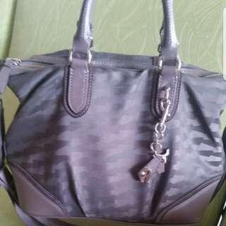 Braun Buffel Sling and hand carry bag