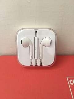 🚚 Apple圓頭耳機