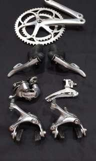 Campagnolo Veloce 9 Speed Groupset