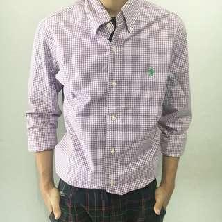 shirt by polo