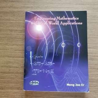 Engineering Mathematics with real world applications