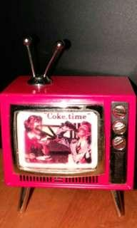 Coca-cola鐘