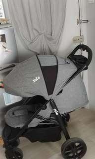 Joie Litetrax 4 stroller