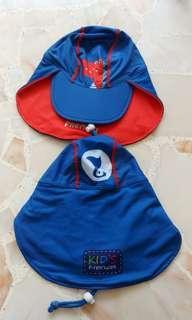 2x New UV Sun Hats for Sale