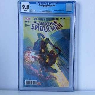 Amazing Spider-Man #798 CGC 9.8