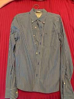 Abercrombie & Fitch long sleeved shirt (pre-loved)