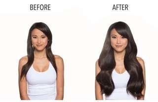Bellami Clip In Hair Extensions
