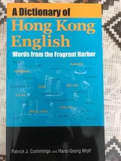 A Dictionary of Hong Kong English #sellfaster