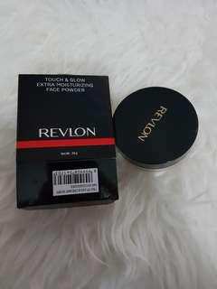Revlon loose powder glow