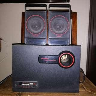 Micromax subwoofer sound system model SP-401