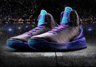 AI basketball shoe *High* (Python&Shadow)