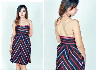 Gue*s tube dress