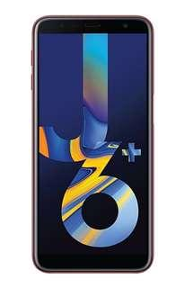 Samsung Galaxy J6+ 32GB (Red)