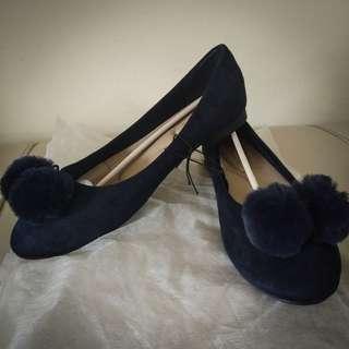 Vincci Accessories Casual Shoes (Navy blue)