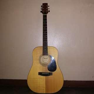 Samick Lw-005 acoustic guitar