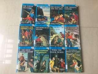 🚚 The Hardy Boys series - Books 1 to 12 #SpringCleanAndCarousell