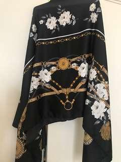 H&M square scarves  with beautiful design