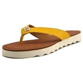 Authentic Coach Shelly sandals