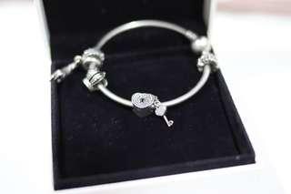 Pandora Key To Your Heart Charm