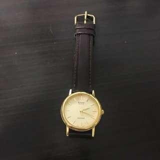 Pre-loved Casio watch