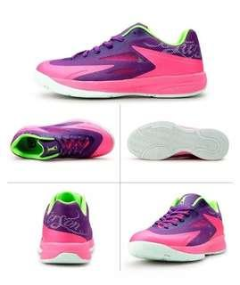 AI basketball shoe *Low* (Psychotic Duo)