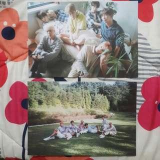 BTS Season Greetings Mini Poster