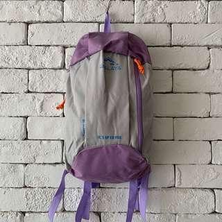 Himalaya Purple & Grey Backpack 輕便背包
