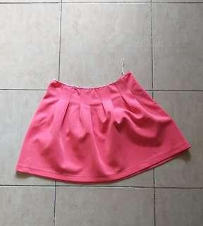 Rok skirt pink