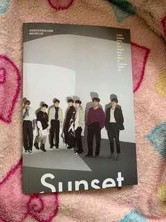 WTS: Seventeen Special Album Director's Cut Album Sunset Version