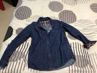 Uniqlo jean jacket