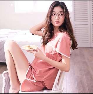 100% Cotton Home Wear / Lounge Wear Set