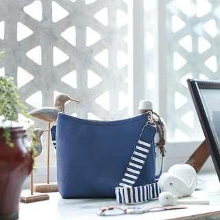 Sling Bag Navy New