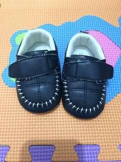 Preloved Meet my Feet shoes for 0-3mons Baby Boy