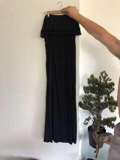 Factory size large maxi dress